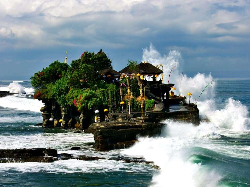 Храмы на Бали