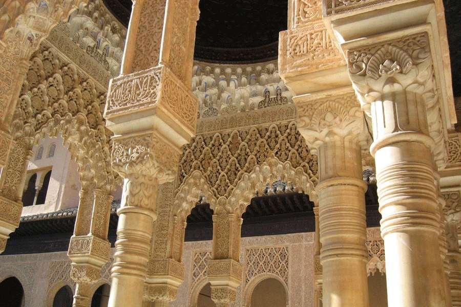 Альгамбра внутри