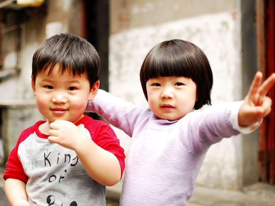 Китайцы считают малышей до 5 лет святыми созданиями, которым можно абсолютно все – детей не ругают, как бы сильно они ни расшалились.