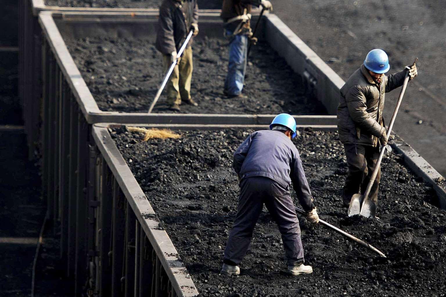 Китай - крупнейший на планете импортер угля