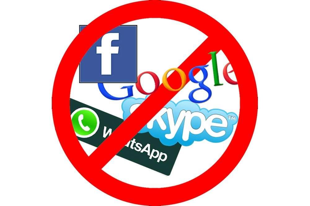 в китае заблокирован доступ ко всем западным социальным сетям