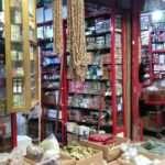 Старый вещевой рынок, торговля золотом и различной бижутерией (ему уже 700 лет и все время работает)