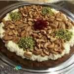 Трипольская сладость мафрукэ в Триполи