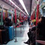 Система общественного транспорта развита хорошо. Можно воспользоваться: автобусами; метро; трамваями; электропоездами.