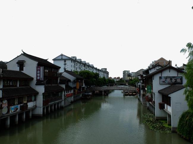 Древний Шанхай
