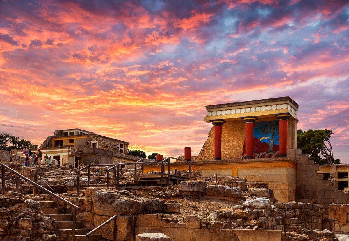Это пункт в списке достопримечательностей Крита, обязательных к посещению