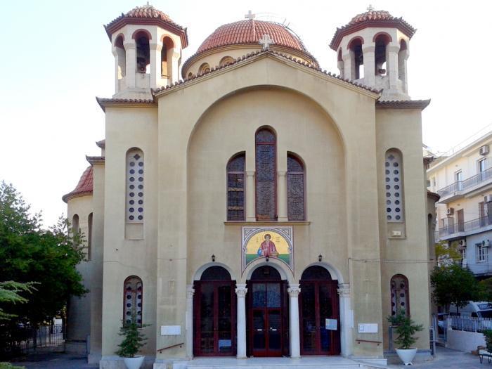 Самое масштабное сооружение, построенное в честь этого святого, расположено в сердце города