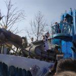 Парад диснеевских персонажей