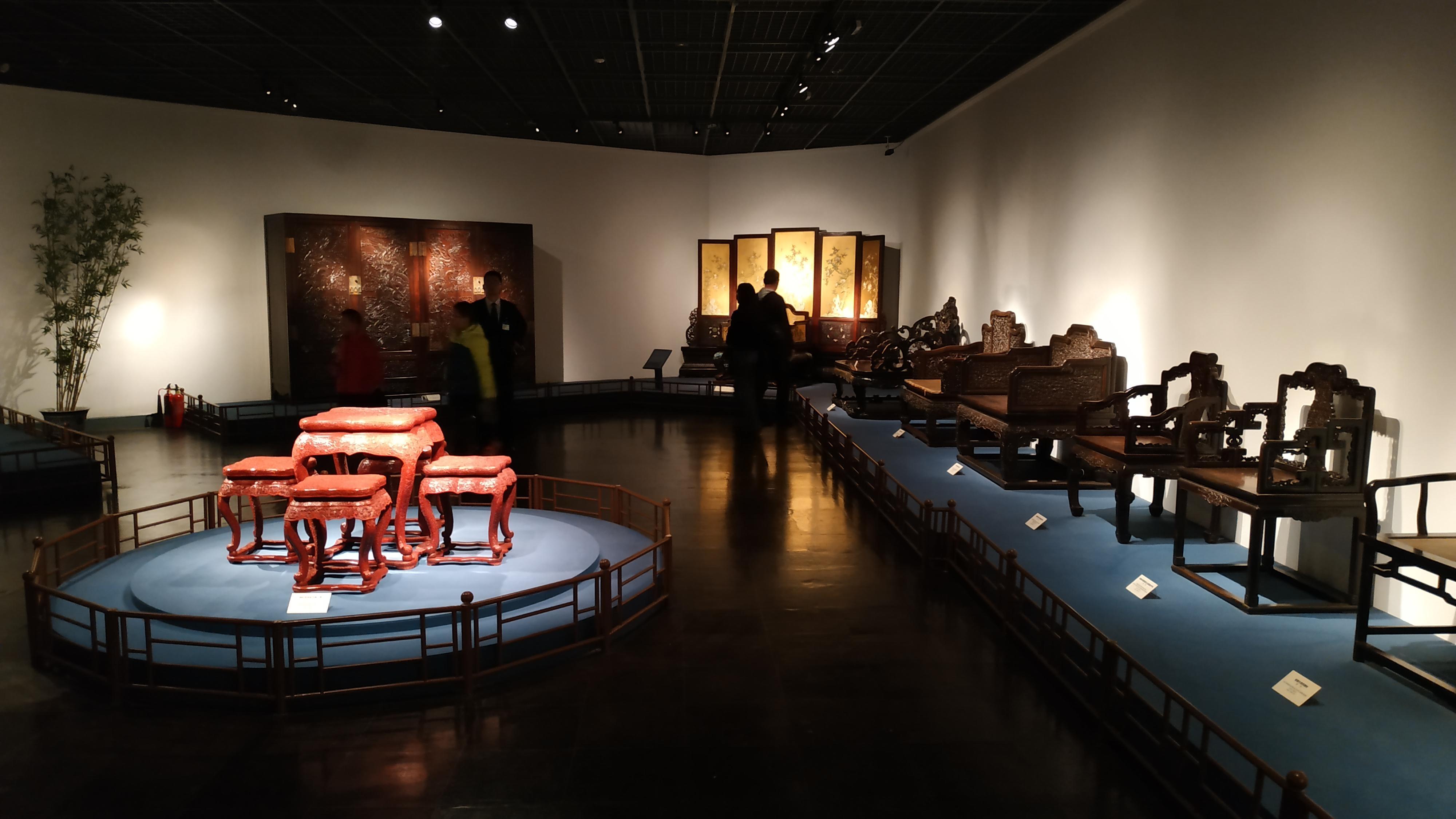 Древняя Китайская мебель