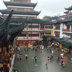 Недорогой рынок в Шанхае