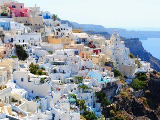 Санторини – сказочный архипелаг, который я не смогла обойти стороной в своем путешествии по Греции.