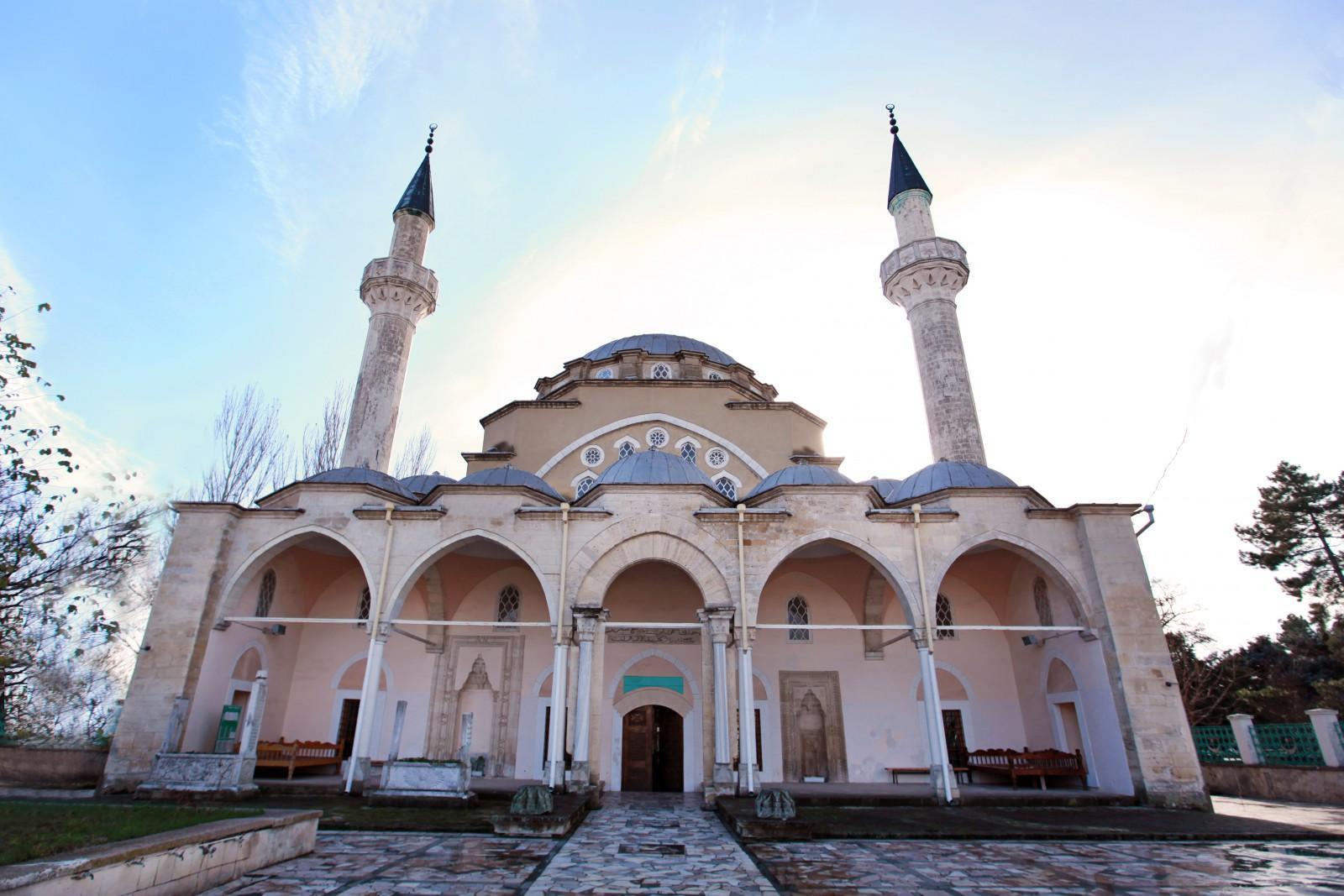 Мечеть Джума-Джами в Евпатории находится в «Старом» городе – древнем Гёзлёве, основанном османами после завоевания Крыма.