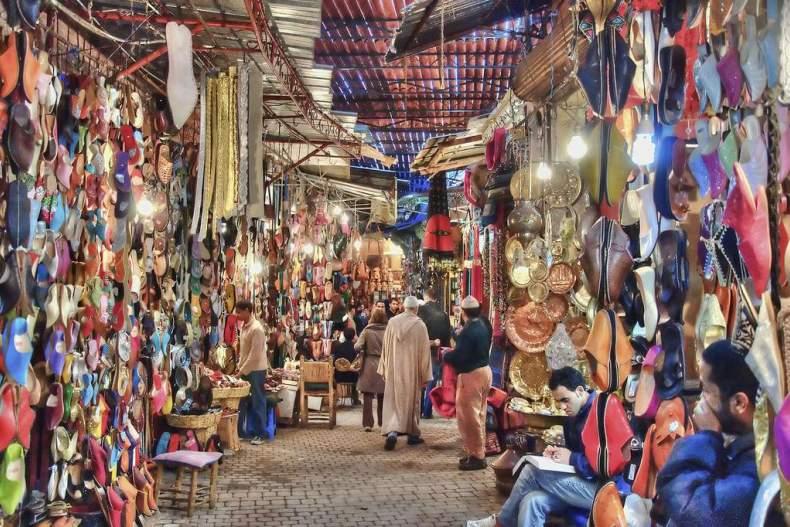Что нужно знать о шоппинге в Марракеше