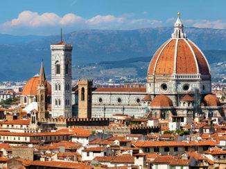 Эта столица солнечной Тосканы богата достопримечательностями