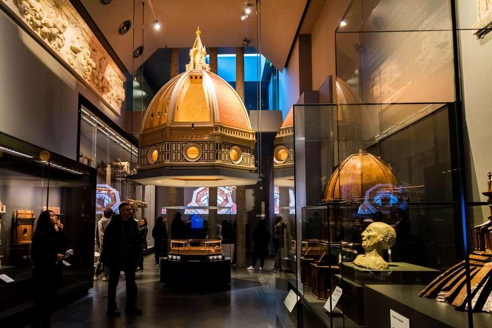 Во Флоренции очень много музеев и практически во все вход платный.