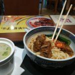 Еда в Шанхае очень острая