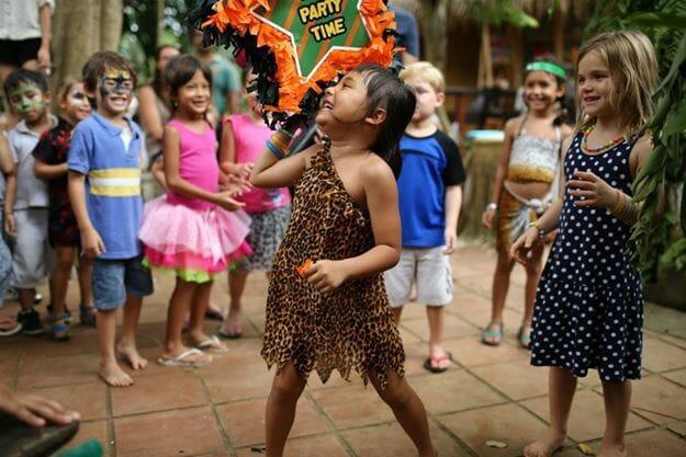 Для приверженцев активного отдыха с детьми Бали предлагает много развлечений