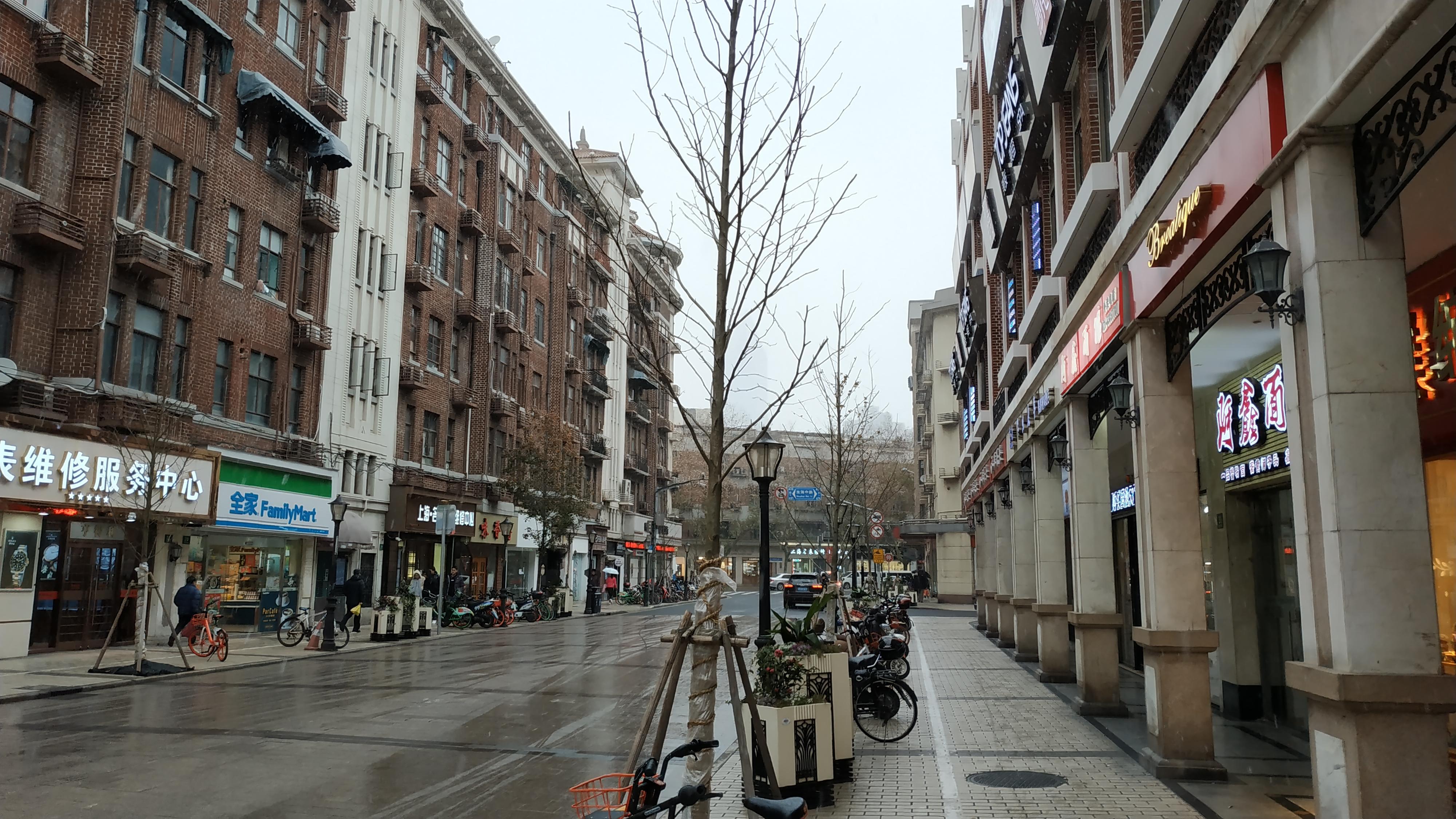 самый необычный и романтичный район между улицами Цзюйлу (Julu Rd.) и Хуайхай