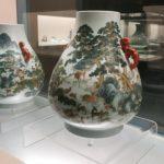 Экспонаты в Шанхайском музее