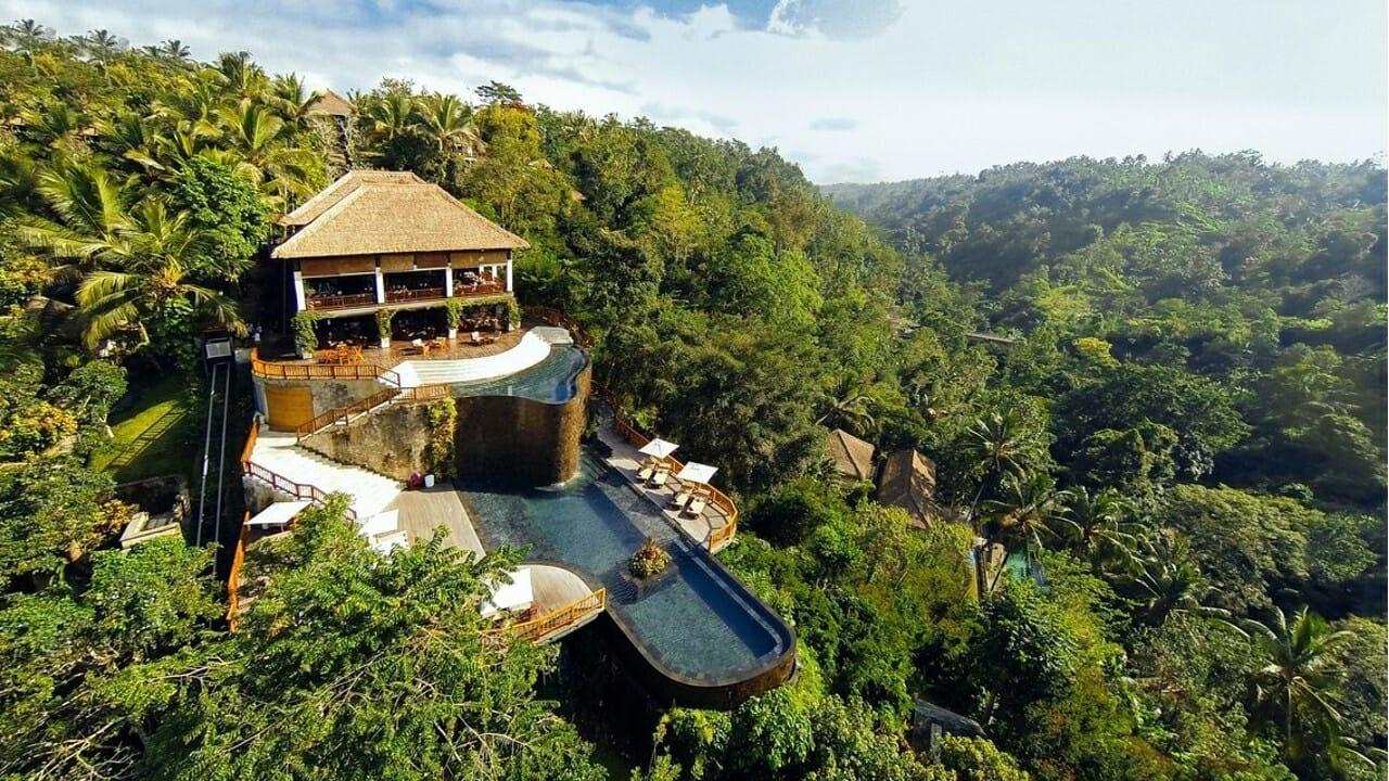 На Бали отели подходят только тем, кто приезжает на стандартный двухнедельный отдых