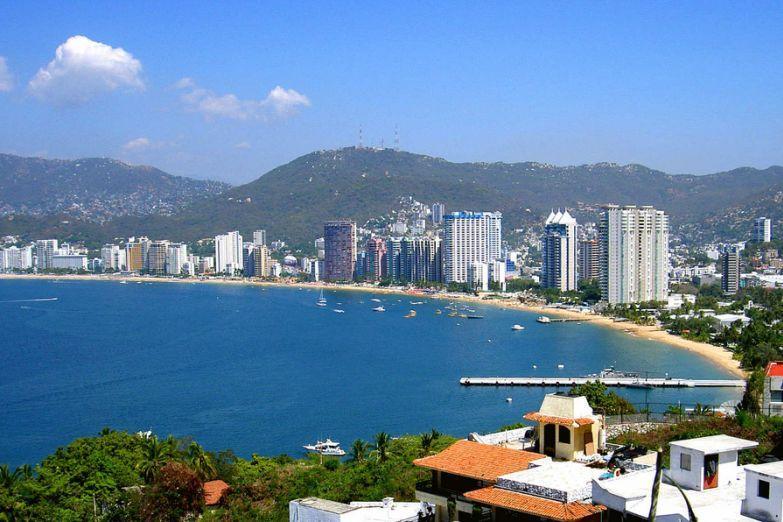 Ближайший курортный городок – Акапулько – когда-то был местом, где отдыхали звезды мировой величины