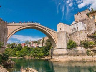 5 городов за 7 дней в Боснии и Герцеговине: Сараево, Мостар, Благай, Вышеград, Требинье
