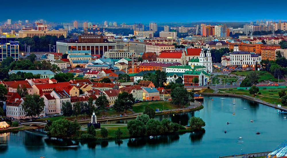 Современный центр города в Минске стал таковым уже после Второй мировой войны, а еще 500 лет назад он располагался в Верхнем городе