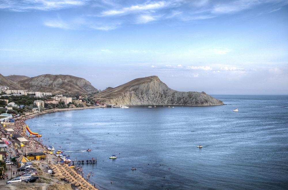 Местные жители сами точно не знают, откуда взялось название бухты «Провато»