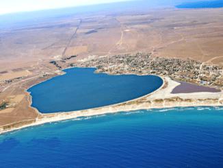 Поселок Оленевка в Крыму находится на западе полуострова