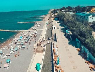 популярность набирает направление в поселок Николаевка в Крыму