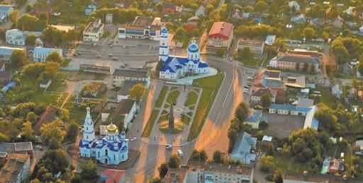 Малоярославец дважды был сильно разрушен: в 1812 году при сражении Кутузова с войском Наполеона и в 1942 году фашистскими оккупантами.