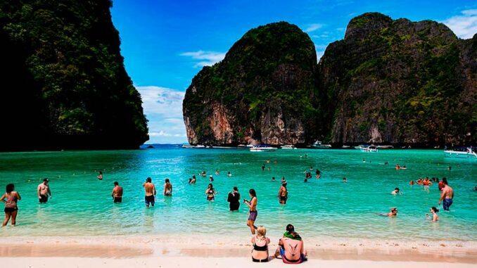 Обзор лучших пляжей Таиланда. Курорты для спокойного отдыха и пляжи для тусовок. Места для нудистов.