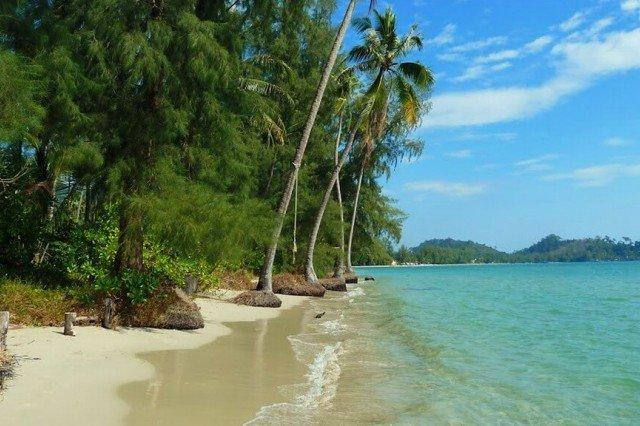 ko chang klong prao beach 2