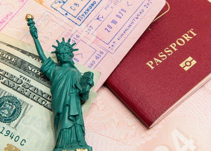 Как оформить визу в США