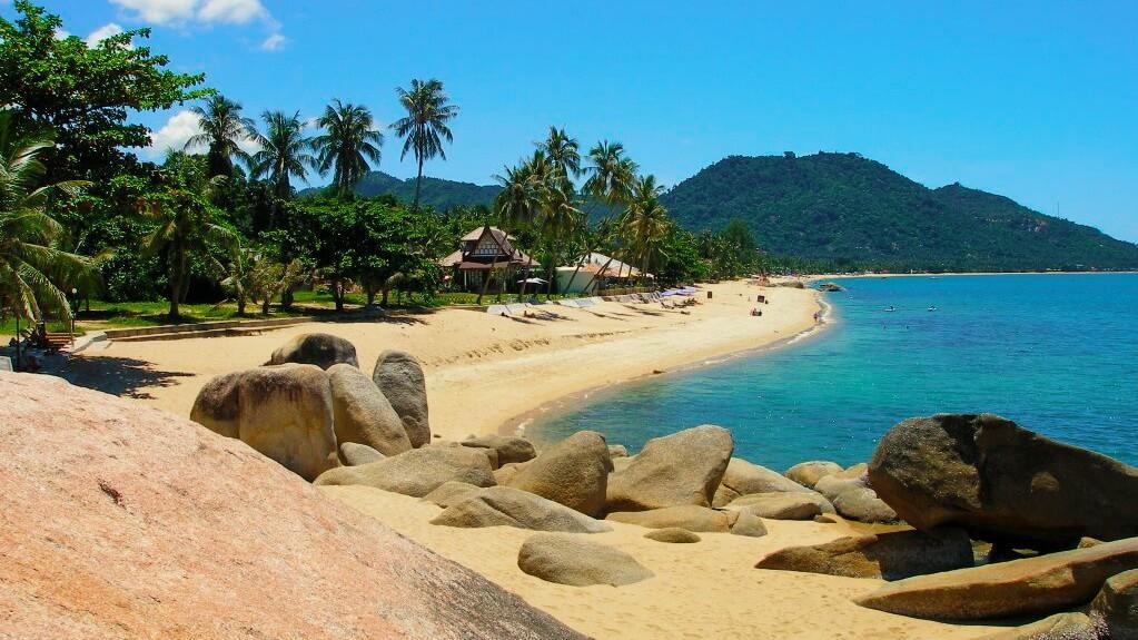 Описание пляжа Ламаи