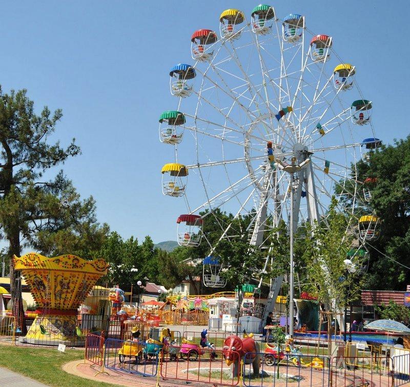 Городской парк очень сильно сменил свой облик и функционал после реконструкции 2012 года