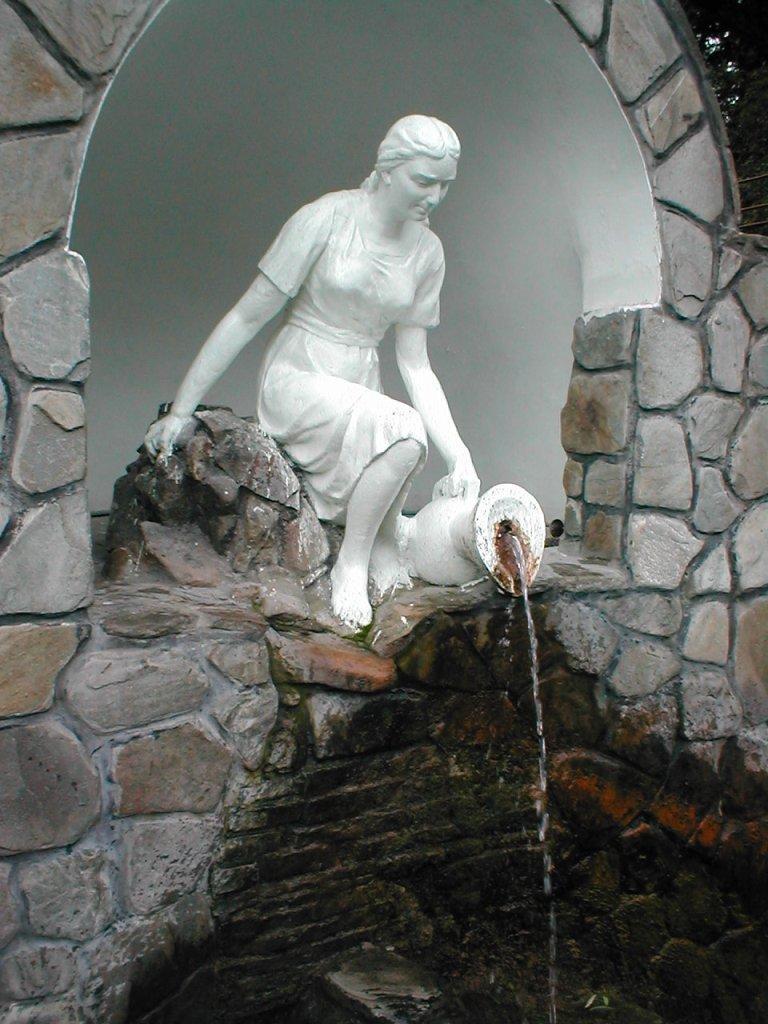 В долине горной реки Догуаб, можно найти природный памятник — горный родничок. Согласно сказаниям, что когда-то тут проживала гордая красавица Наталья, которую хотели силой отдать под венец за иноземного турецкого пашу
