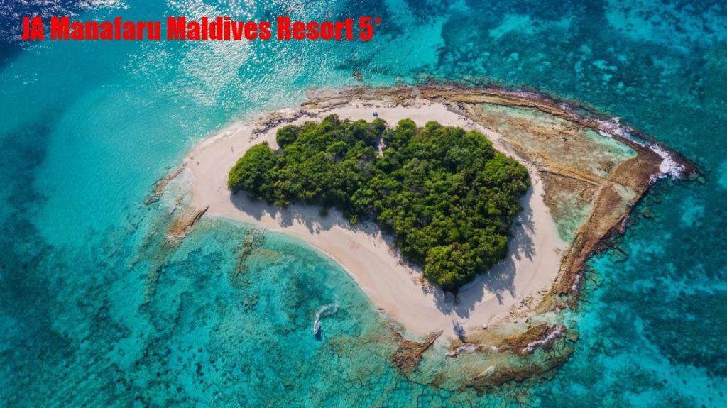 Отель находится на частном острове Dhidhdhoo на атолле Haa Alif в северной части Мальдив. С аэропорта до отеля можно добраться либо на самолете домашних авиалиний за полтора часа или на гидросамолете за 70 минут.